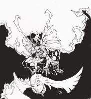 Spawn by emptypromises13