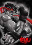 RYU from SF by ZehB