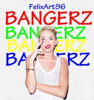 Bangerz Cover 4 by fillesu96