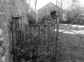 Old Gate by StaticRed