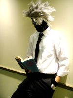 Businessman Kakashi by Suki-Cosplay