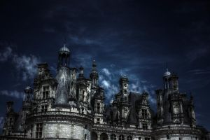 Chateau Chambord HDR by thren0dy