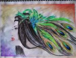 Sunbird Girl by albina29