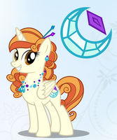 Tabitha St. Germain OC by PixelKitties
