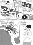 FreQuency - Track 03 Page One Hundred by Porkbun-comics