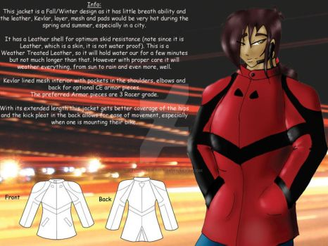 Raph Jacket Take 2 by Tempests-Aria