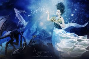 The Wizard by annemaria48