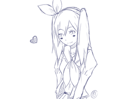 Sketch by Mirachaan