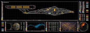 LCARS Star Trek Enterprise NX by lemandarin
