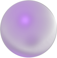 purple orb by desithen