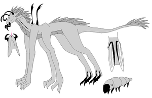 Species for AssassinWolf1313 by Prototvpe