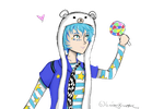 Candy Lover GIF by GrimKreaper