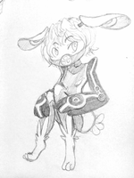 SB1, pg 29, Bunny Girl Sketch by ThisTeaIsTooSweet