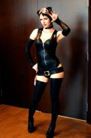 Ame Comi Catwoman CB 2014 by Lightning--Baron
