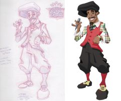 OneForHip-Hop: Andre3000 by DirtyDre
