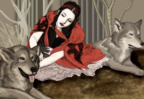 Little Red Riding Hood by Amy-Lynn-Lee