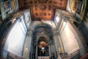 Church in Florence by luethy