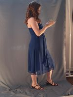Blue Party Dress 10 by RLDStock