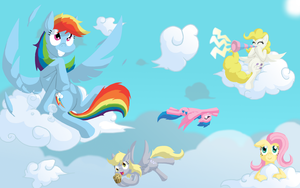 Pegasi by AlyssonALima