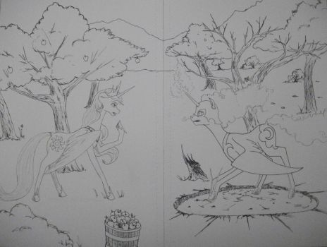 WIP: Battle of Evermore by Thunessey