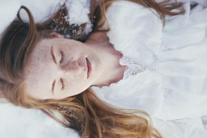 winter sleep by Anna1Anna