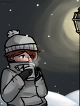 [Commission] Kinda Chilly Out Here by PurpleTurban63