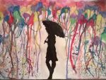 Raining colours by InvincibleSkye