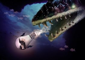 Plans gone wrong underwater by Pernilles
