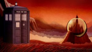 Gallifrey dream by nokeek