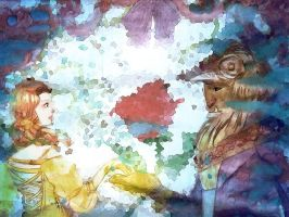 Request: Beauty and the Beast by LolipopCandii
