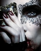 Embrace The Masquerade II (Small) by SamBriggs