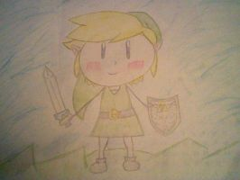 Toon Link by EBN64