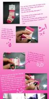 EASY way to make socks for your pony by Legadema