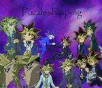 YGO-Puzzleshipping by AlchemicPhysicist42