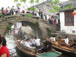 Water Village, China by ShanghaiBoo