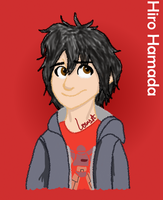 Hiro Hamada - Big Hero 6 by GreenDayFanGirl