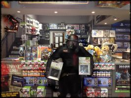 Resident Evil 6 Launch at gamestation 2nd photo by ECTO87