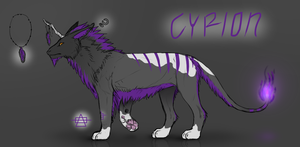 Cyrion by Onyxwings