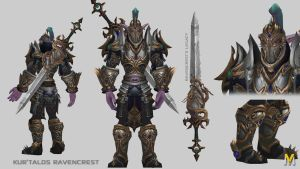 Kur'talos Ravencrest by Vaanel