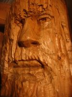soft and hard by woodcarver