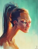 Lighting exercise IV by SolDevia