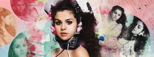 +Selena Gomez FB Cover by ForeveRihanna