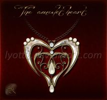 The magical amulet heart 10 by Lyotta
