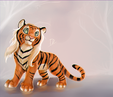 Little Tigress by TigresaDaina