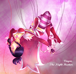 {LoL} Vayne - The Night Hunter by iHoNk