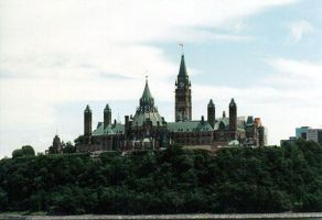 Canada's Parliament by Gallagher1454
