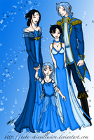 Mercury family by Hebe-shinyillusion