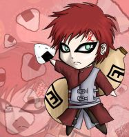 Gaara Has... by HyruleMaster