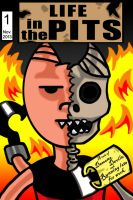 Cover: Life in the Pits by PencilMonkey