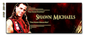 Shawn Michaels by xwadigg